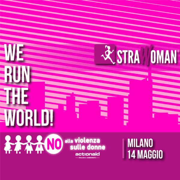 STRAWOMAN - Milano 14 Maggio 2017