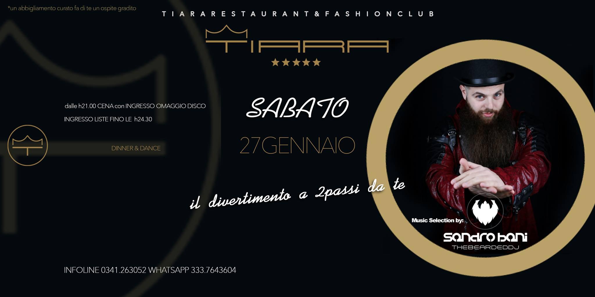 Tiara Fashion Club 2018