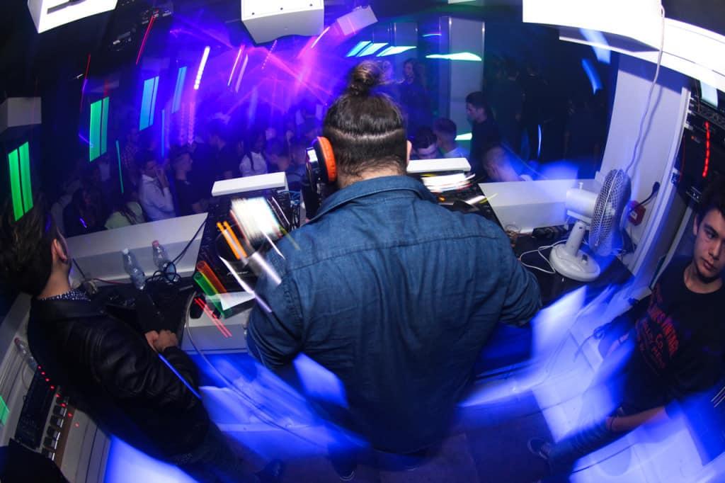 Sandro Bani DJ - Club 747 - Milano - 2015
