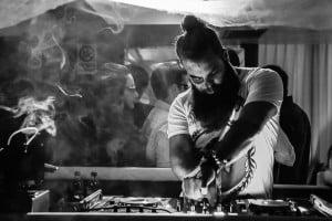 Sandro Bani - DJ - Bamboo ShowBar - Inverno 2015