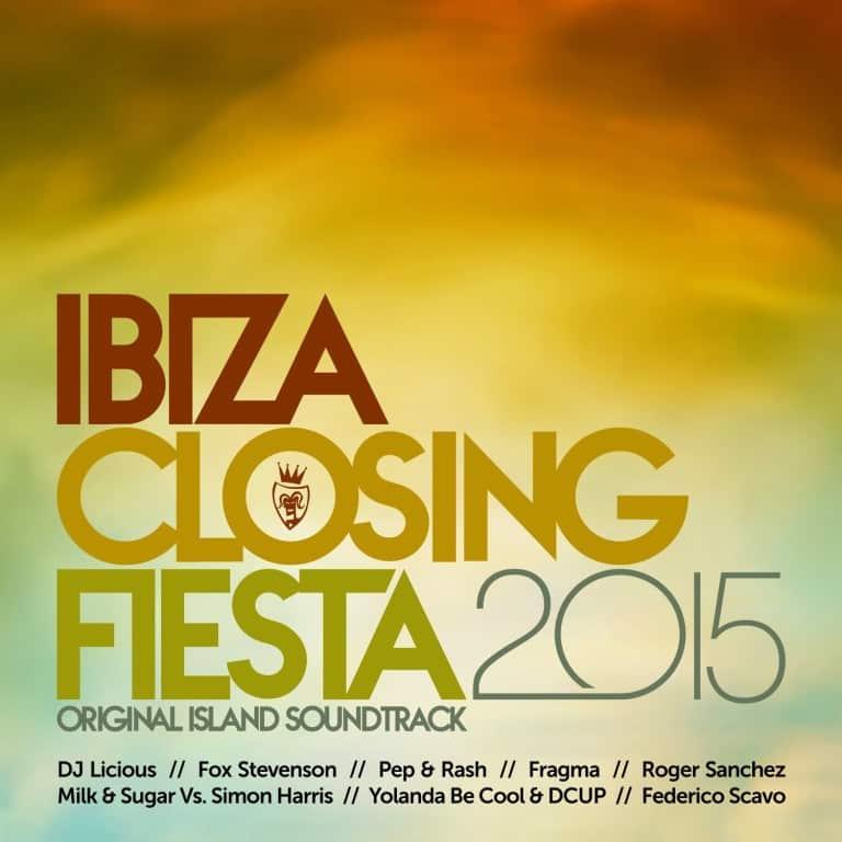 Ibiza Closing Fiesta 2015 - Blanco Y Negro