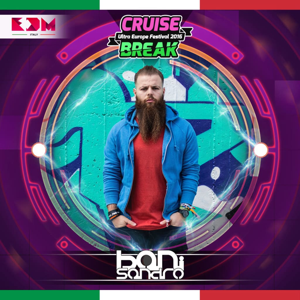 Sandro Bani - EDM - CruiseBreak