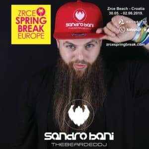 sandro-bani-zrce-spring-break-europe-2019-promo