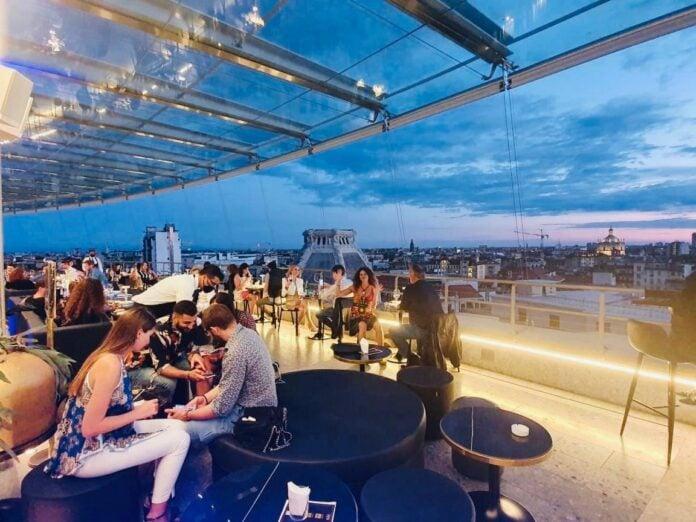 sandro-bani-the-roof-milano-terrazza-sunset